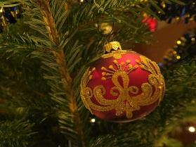 Esprit de Noël dans la maison