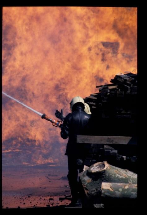 Mer de feu